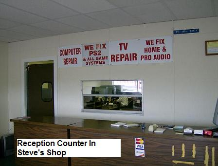 authorized service center