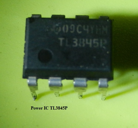 power ic failure