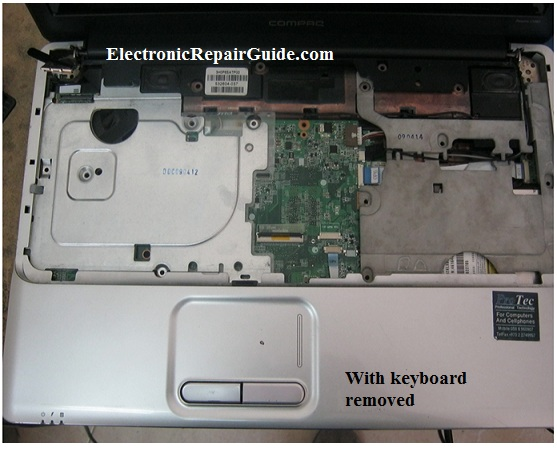 compaq laptop motherboard