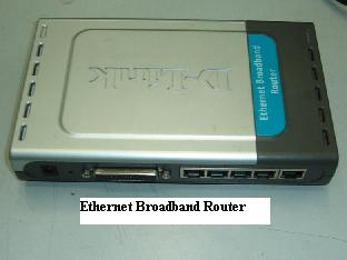 ethernet broadband router